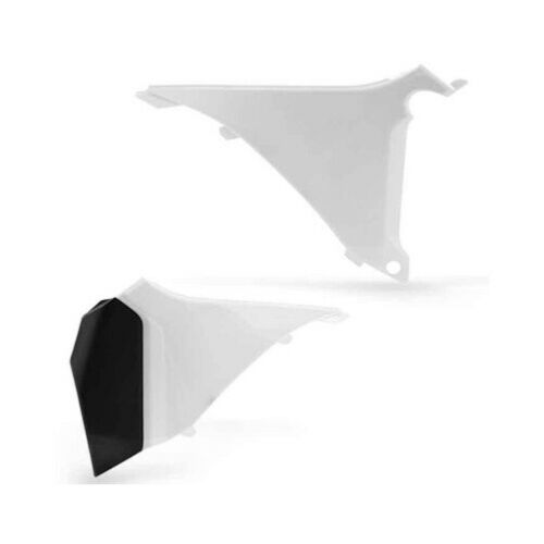 Acerbis White Airbox Cover For KTM 2205460002