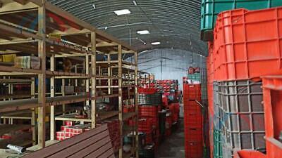 Bodega Industrial - El Cerrito
