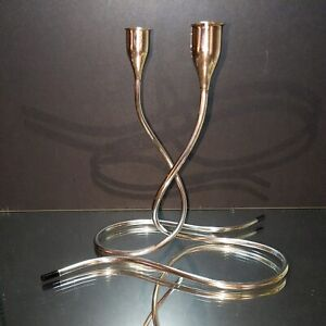 2-VINTAGE-MARION-ANDERSON-NOYES-1957-TOWLE-STERLING-SILVER-CANDLE-HOLDERS