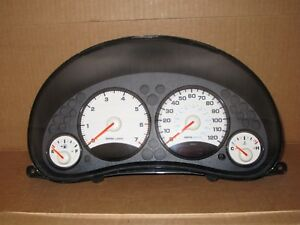 Image Is Loading 2002 02 Jeep Liberty Sdometer Cer 82k