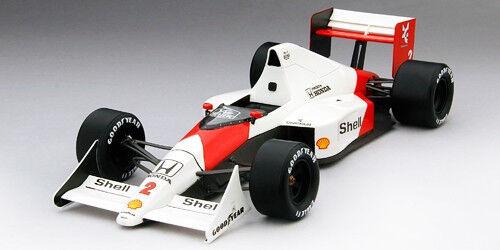 1 18 TSM - 1989 Monaco GP 2nd Place - McLaren MP4 5  2 - A. Prost