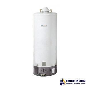 junkers storaflam s 160 gas warmwasserspeicher warmwasser boiler 160 liter ebay. Black Bedroom Furniture Sets. Home Design Ideas