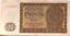 1948 Communist Germany DDR 20 Deutsche Mark Banknote