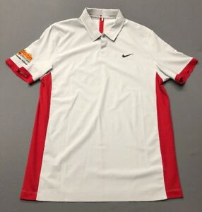 780fb0947 Image is loading Nike-Tiger-Woods-Collection-Dri-Fit-Golf-Shirt-