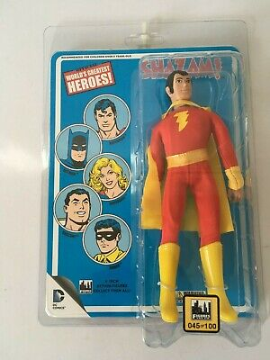 MEGO RETRO SUPERGIRL 8 INCH ACTION FIGURE NEW IN POLYBAG LICENSED