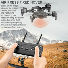 S60 Foldable RC Drone Quadcopter With HD 4K WIFI 1080P Dual Camera Altitude  ≈