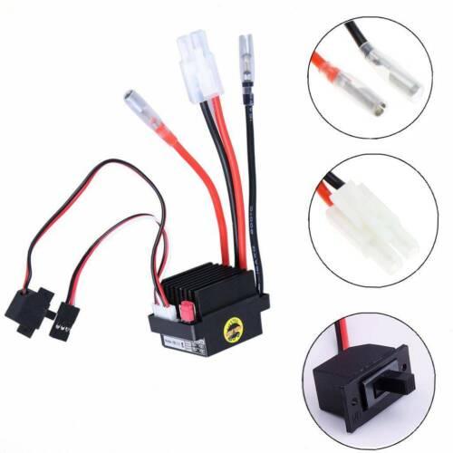 320A Brushed Bürste Fahrregler Speed Controller ESC für RC Auto HSP//HPI 3S Lipo