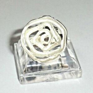 Rosenring-925-Sterling-Silber-Ring-Bluete-Rose-Blume-Flower-Gr-54-17-2-mm-Neu