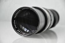 VERY RARE  Super Yashinon-R 1:5.5 f=30cm Yashica Japan Lens