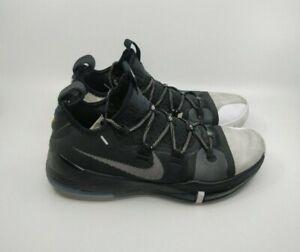 Nike Kobe AD Exodus White Toe Black