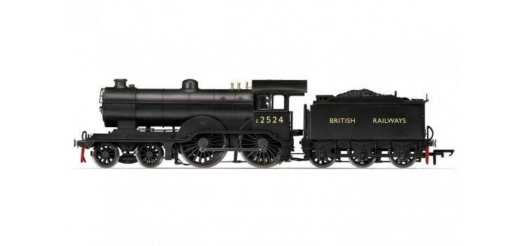 HORNBY BR 4-4-0 D16/3 Class - Early BR  1948  R3235 TRAIN COLLECTION GIFT