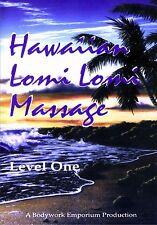 Item 5 Lomi Lomi Hawaiian Massage Spa Therapy Video On Dvd Level 1 Lomi Lomi Hawaiian Massage Spa Therapy Video On Dvd Level 1