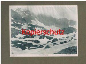 03 Alpes Club Cabane La Rifugio Sélection Votre Enchère Sur 1 Image Pression 1908!-afficher Le Titre D'origine