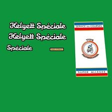 Helyett Speciale Bicycle Stickers - Decals - Transfers  n.300