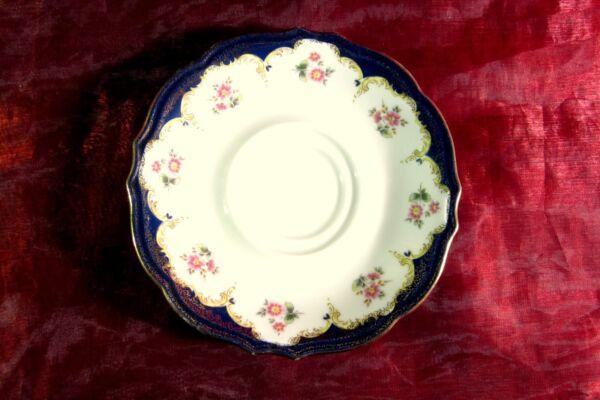 1 Platillo Winterling Roeslau Baviera Dubarry Calidad - Porcelana Noble Paquete Elegante Y Robusto