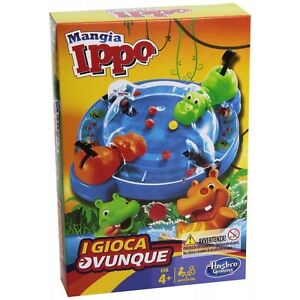 MANGIA-IPPO-TRAVEL-GIOCO-DI-SOCIETA-HASBRO-B1001