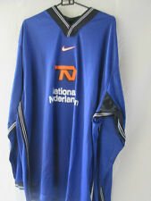 Holland 1998 Player Worn Training Football T Shirt Size Extra Extra Large /14016
