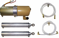 1963-1964 Chevrolet Impala & Ss Convertible Top Pump Motor, Cylinders & Hoses