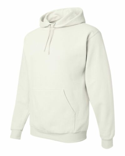 JerZee HOODIES BLANK BULK LOT Colors White 996MR Plain S-XL Wholesale Hooded 996