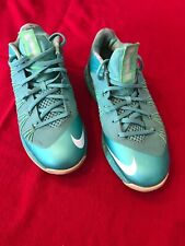 new arrival 66fbc 80b68 item 5 Nike Air Max LeBron 10 X Low Easter Crystal Mint Green 579765-300 Men s  Size 9 -Nike Air Max LeBron 10 X Low Easter Crystal Mint Green 579765-300  ...