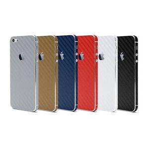 3D-Carbon-Fiber-Full-Body-Vinyl-Wrap-Sticker-Skin-Cover-Apple-iPhone-4-4S-5-5S
