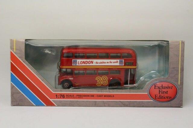 EFE 15639 RM Routemaster Transport For London Arriva Route 38 Diecast 1/76 T12
