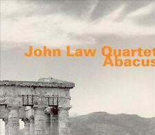John Law Quartet Abacus free jazz import CD Gerry Hemingway Jon Lloyd hatology