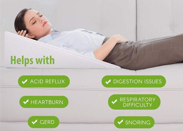 wedge pillow for acid reflux australia