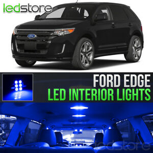 Image Is Loading   Ford Edge Blue Led Lights Interior
