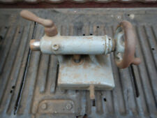 Vintage South Bend 9 Metal Lathe 82 R Tailstock Assembly