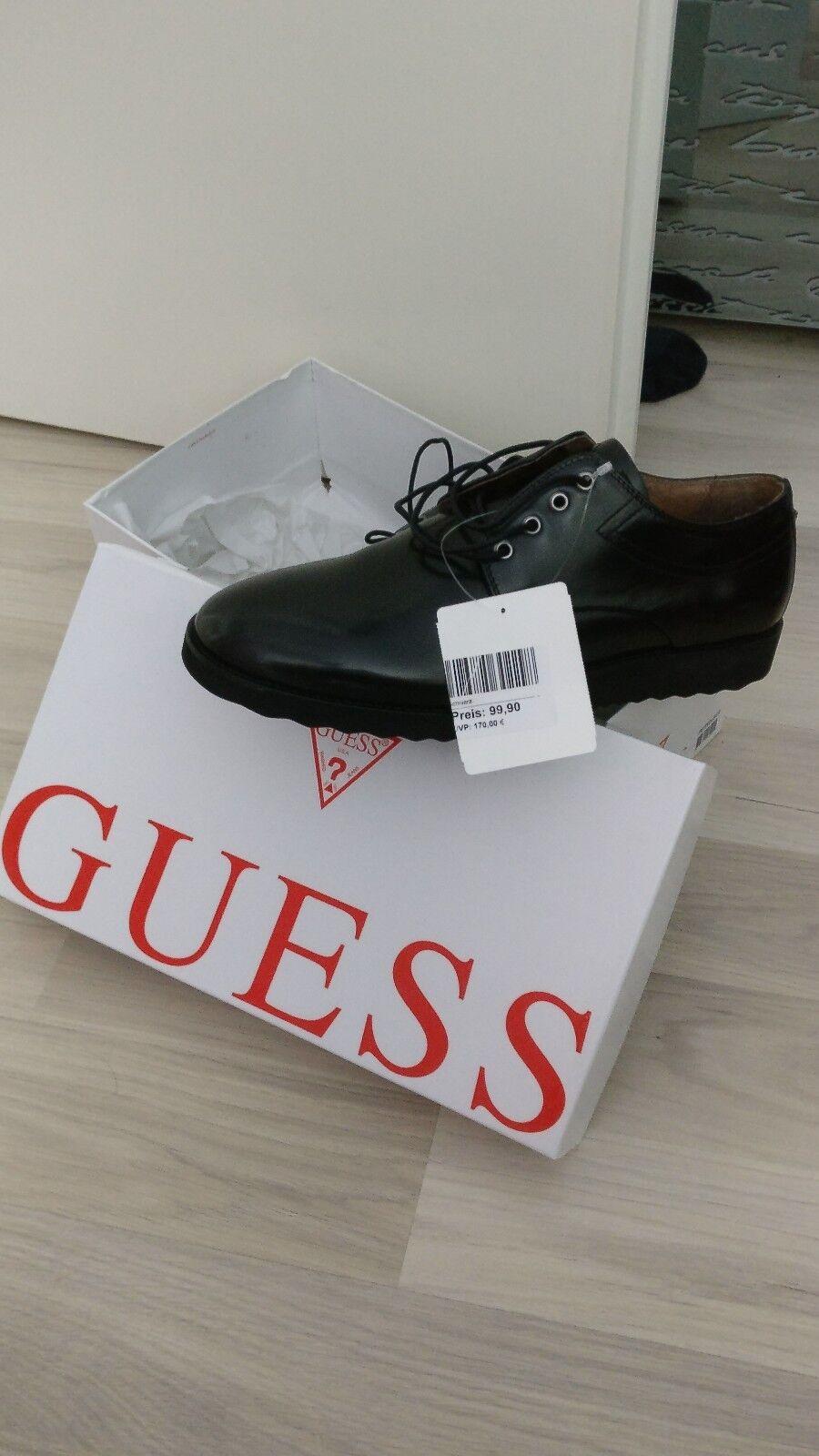 Guess Schuhe Größe 42 42 Größe Neu Leder b9d49f