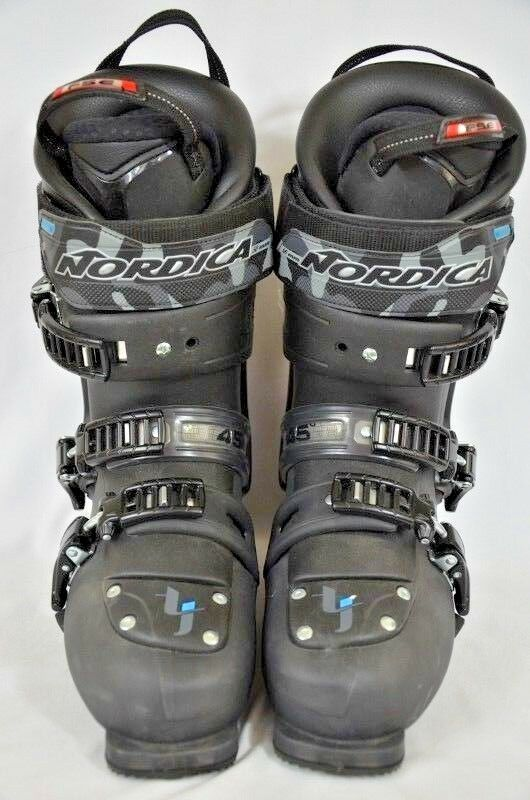 Nordica Pro TJS Pro Nordica Ski Stivali Size 26.5 US 8.5 Color Smoke Brand NEW No Box ebf5d7