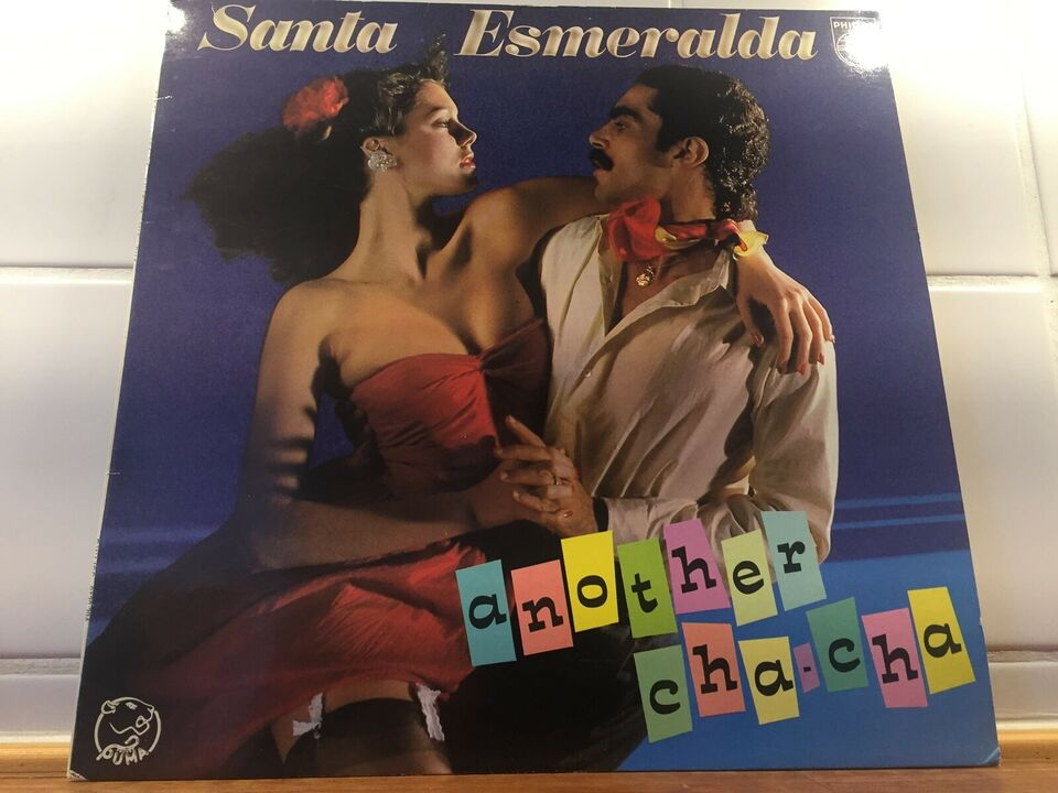 LP, Santa Esmeralda Featuring Jimmy Goings, Another