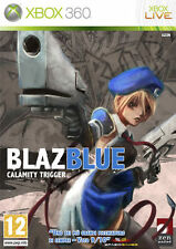 BlazBlue Calamity Trigger XBOX 360 IT IMPORT ERTAIN