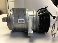 Jeep Grand Cherokee 99-04 A/c Compressor With 6 Poly Clutch Premium Aftermarket on sale