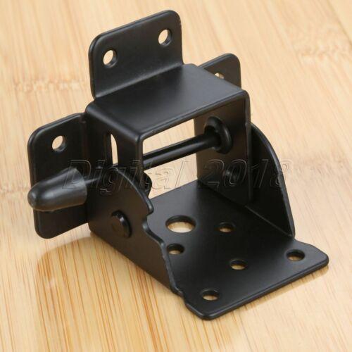 Iron Folding Table Chair Leg Bracket Hinge Self Locking Furniture Hinge Hardware