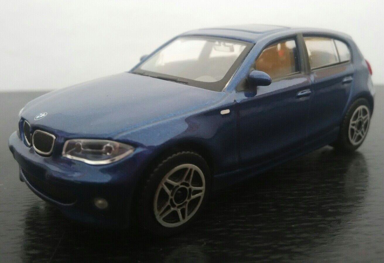BMW SERIE 1 120d COCHE DE COLECCIÓN A ESCALA 1:43 ENVIO CERTIFICADO | Outlet