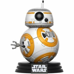 Star Wars: The Last Jedi BB-8 Bobblehead Pop! Vinyl Figure