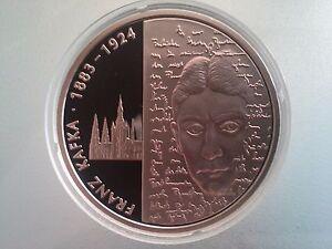 10 Euro Münze 2008 Franz Kafka Pp Ebay