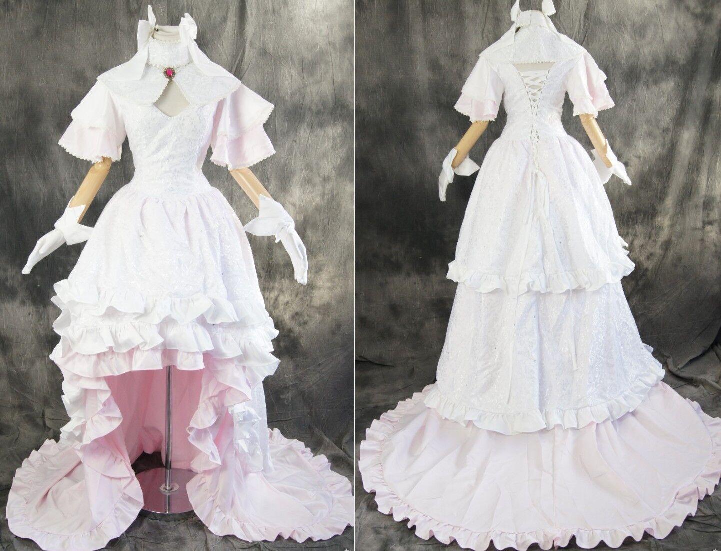 H-031 puella Magi Madoka Magica Final Form cosplay costume robe robe robe costume Dress e31d2a