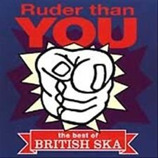 The Best Of British Ska (Ruder Than You) by Various Artists (CD, Jan-1993, Rre)