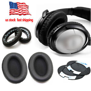 Replacement-Cushions-Ear-Pads-for-BOSE-QuietComfort-QC15-QC2-Headphones