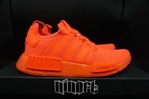 cad023bb5562c Image is loading Adidas-NMD-R1-Triple-Solar-Red-Boost-S31507