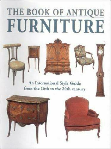 The Book Of Antique Furniture By Francis Rousseau 2000 Hardcover For Sale Online Ebay