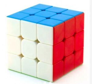 Rubik-039-s-Cube-MoYu-MF3S-3x3x3-Stickerless