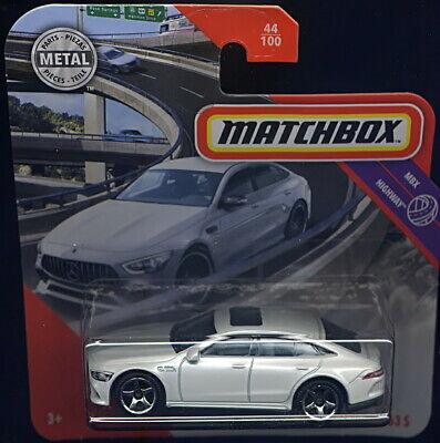 Matchbox 2020 Mercedes-AMG GT 63 s 44//100 neu/&ovp