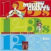 1 of 1 - They Might Be Giants - Here Come the 123's (CD & DVD Set 2008)