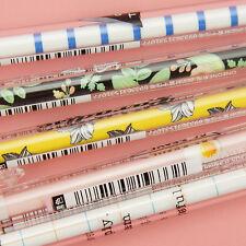 M&G 12pcs flower click gel pen black ink pen oneone series