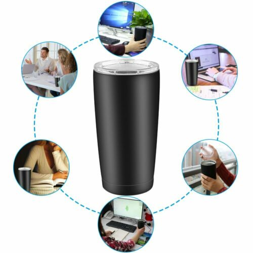 20oZ Stainless Steel Vacuum Double Wall Insulation Travel Mug Cup Coffee GIFT US