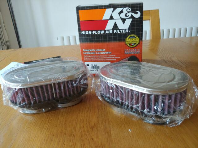 K/&N RC-1980 Filtre Universel